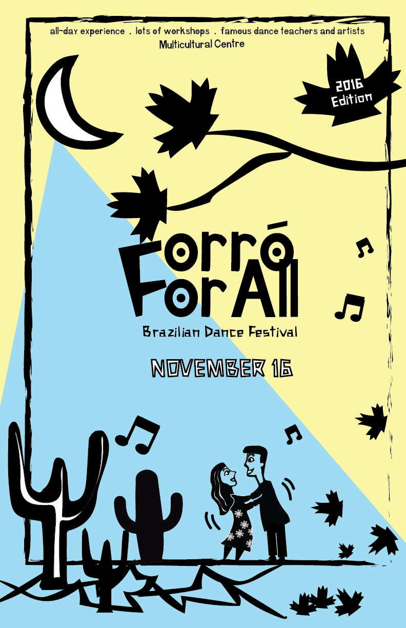 Posters Forró ForAll 02