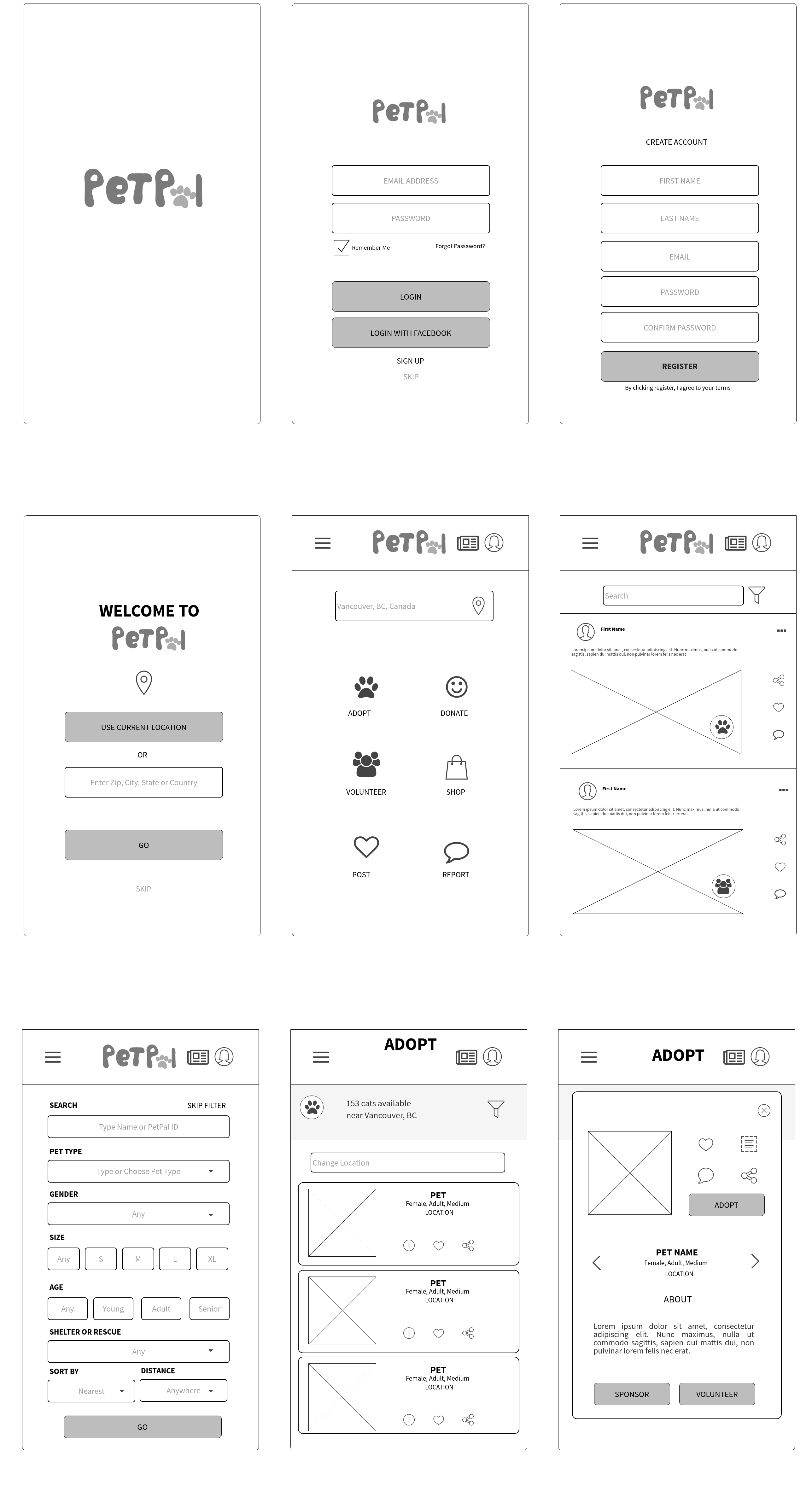 03.APP_Wireframe_PetPal_Website_Web_Design_User_Interface
